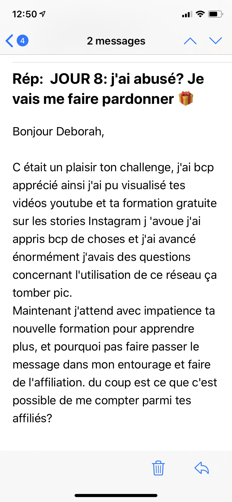 Nouveau Challenge GRATUIT 7 jours pour Briller sur Instagram: Deviens un aimant à clients qualifiés et impose toi comme une pro dans ton domaine!